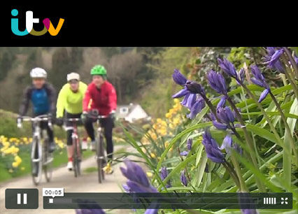 Rather be Cycling on ITV